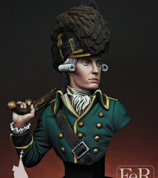 FeR Miniatures  August New releases