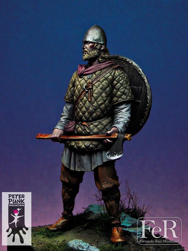 Viking Hersir Lindisfarne 793 Ferminiatures Com