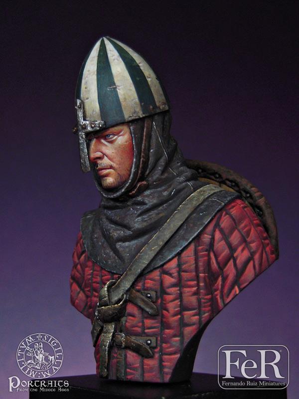 Norman Warrior Hastings 1066 Ferminiatures Com