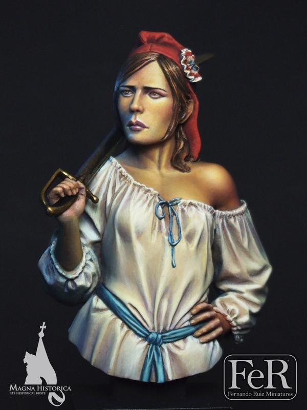 Marianne, Le Triomphe de la République - Ferminiatures.com
