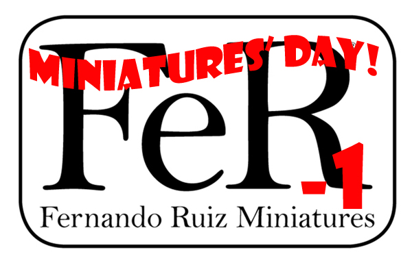 Miniature's Day -1!