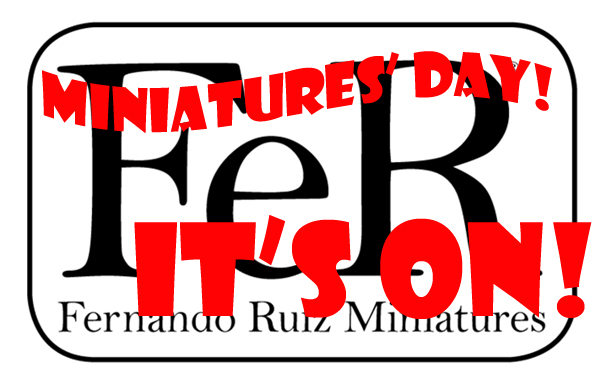 Miniature's Day is ON!