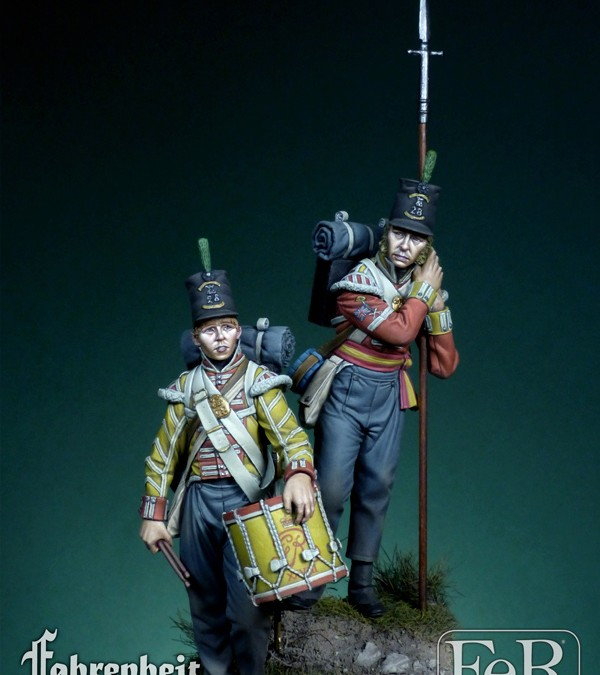 FeR Miniatures February New Releases