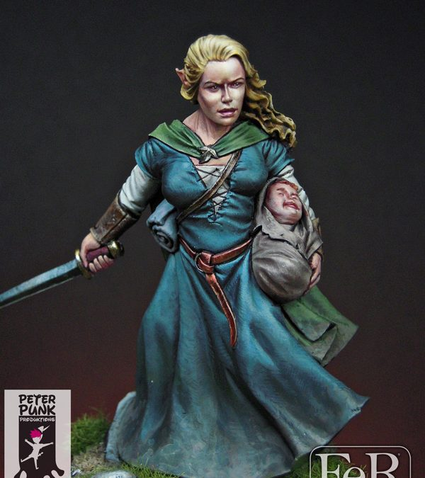 FeR Miniatures Christmas New Releases
